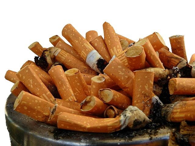 rechten rokers op werk